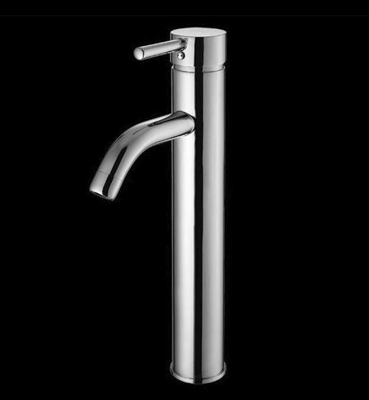 Armatur hoch einhebelmischer verchromt f r for Armatur aufsatzwaschbecken