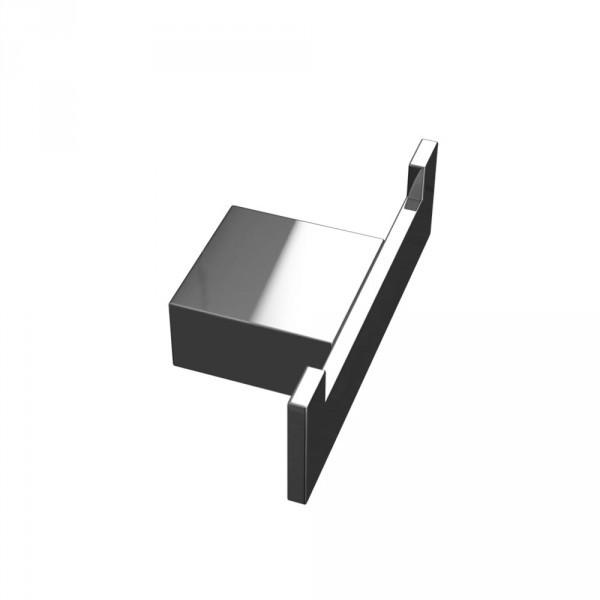 handtuchhaken handtuchhalter verchromt f r 2 handt cher. Black Bedroom Furniture Sets. Home Design Ideas